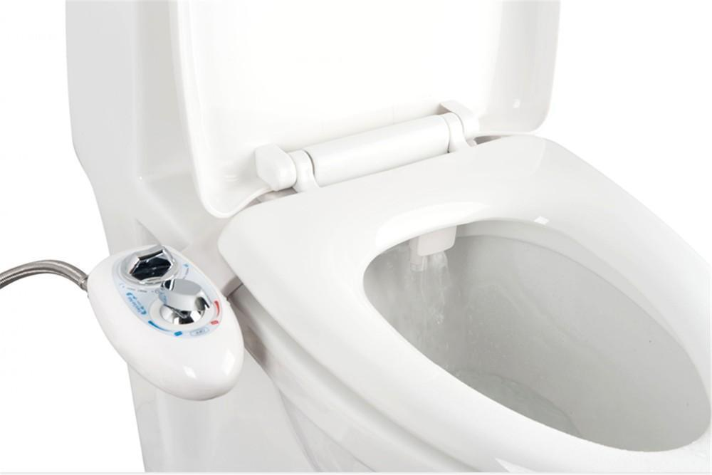 Bidet Neo 120 - Self Cleaning Dual Nozzle - Hot Clear Rear Bidet