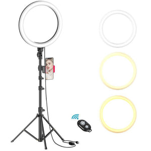 Selfie Ring Light with Tripod Stand- 1000 Sets In