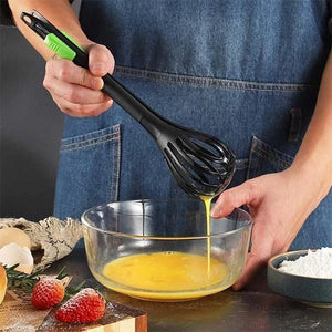Kitchen Tongs Egg Whisk