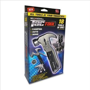 Tac-Tool-18 in 1 Multifunctional Hammer