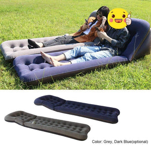 Air Mattress Inflatable Camping Mattress Bed Blow up Mattress pad