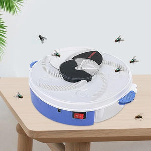 2020 Best USB Silent Fly Trap