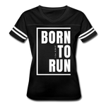 Born to Run / Women's Vintage Sport / White - black/white