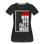 Wonderfully Made Perfectly Basic/WRW - black