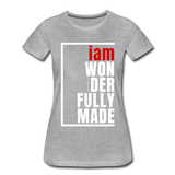 Wonderfully Made Perfectly Basic/WRW - heather gray