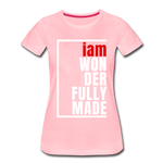 Wonderfully Made Perfectly Basic/WRW - pink