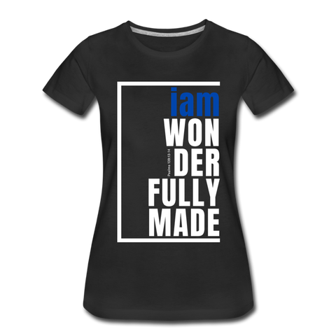 Wonderfully Made Perfectly Basic/WBluW - black