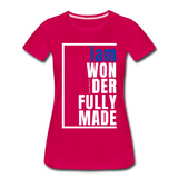 Wonderfully Made Perfectly Basic/WBluW - dark pink