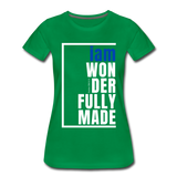Wonderfully Made Perfectly Basic/WBluW - kelly green