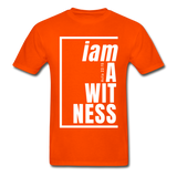 Witness Tagless/MW - orange