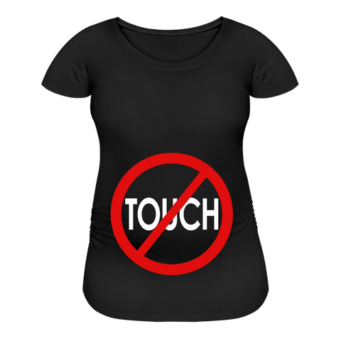 Don't Touch Maternity Basic/WomRWC - black