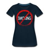 No Smoking / Wom. Perfectly Basic RBlkD - deep navy