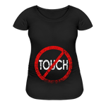 Don't Touch / Wom. Maternity Basic RWD - black