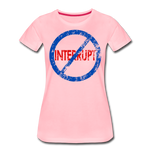 Don't Interrupt / Wom. Perfectly Basic BluRD - pink