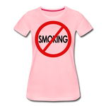 No Smoking / Wom. Perfectly Basic RBlkC - pink