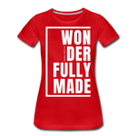 Wonderfully Made / Wom. Perfectly Basic W - red