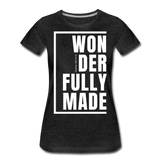 Wonderfully Made / Wom. Perfectly Basic W - charcoal gray