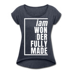 Wonderfully Made, i am / Wom. Tennis Tail W - navy heather