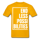 Endless Possibilities / Men Tagless W - gold