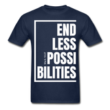 Endless Possibilities / Men Tagless W - navy