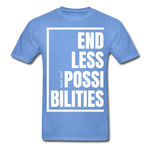 Endless Possibilities / Men Tagless W - carolina blue