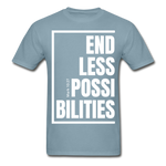 Endless Possibilities / Men Tagless W - stonewash blue