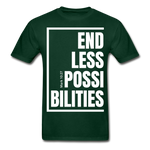 Endless Possibilities / Men Tagless W - forest green