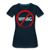 No Whining / Wom. Perfectly Basic RW Distressed - deep navy