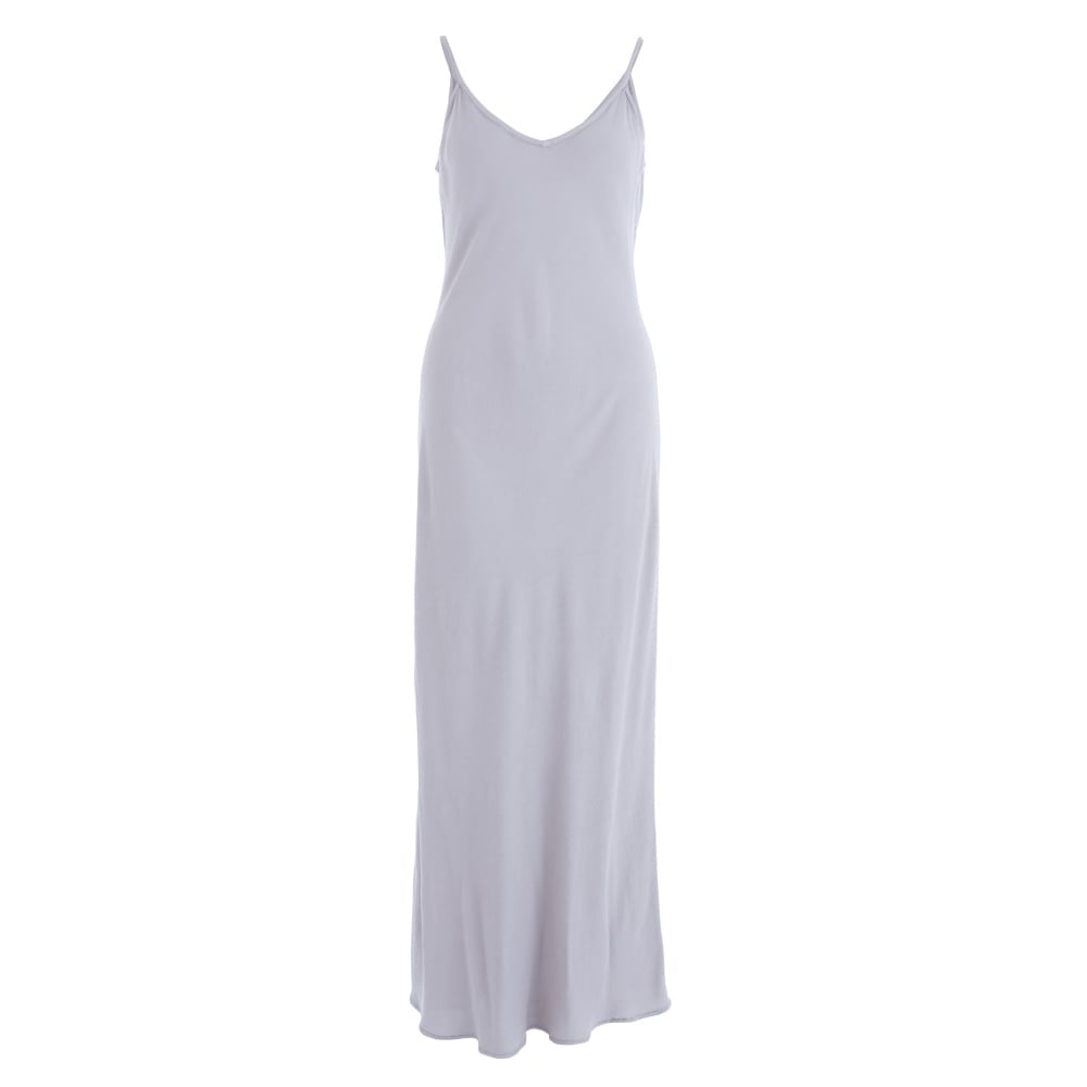 HW2 Crepe V-Neck Dress