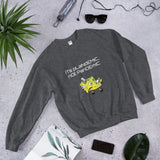 Mocking Spongebob Unisex Sweatshirt