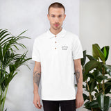KLOTHE Premium Embroidered Polo Shirt