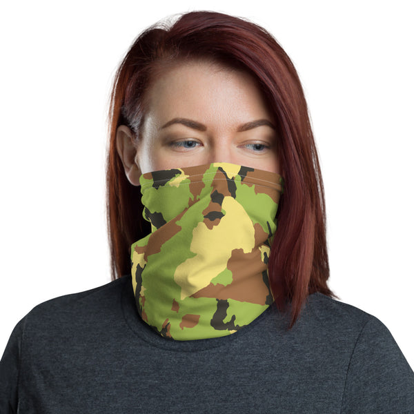 Tropical Camo Multipurpose Gaiter
