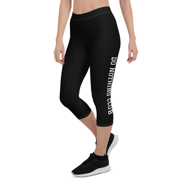 Do Nothing Club | Gym Fitness Pants | Klothe Shop Premium