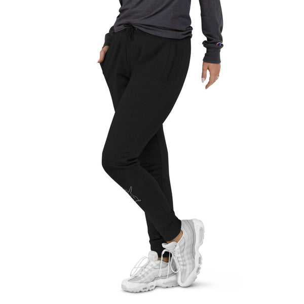 Stretchy Kitty | Klothe Premium Wear | Women Skinny Joggers