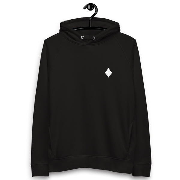 Diamond Black | Klothe Premium Wear | Pullover Hoodie
