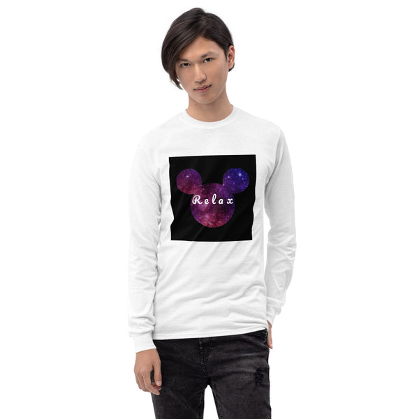 Relax | Klothe Premium Wear | Men's Long Sleeve Shirt