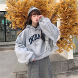 Indiana Oversize Hoodie For Women