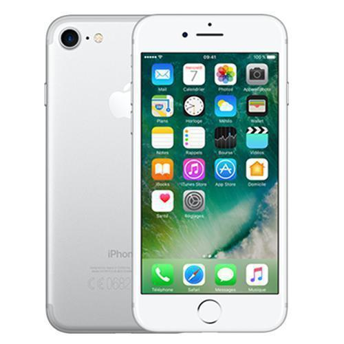 IPHONE 7 BLANCO PLATA