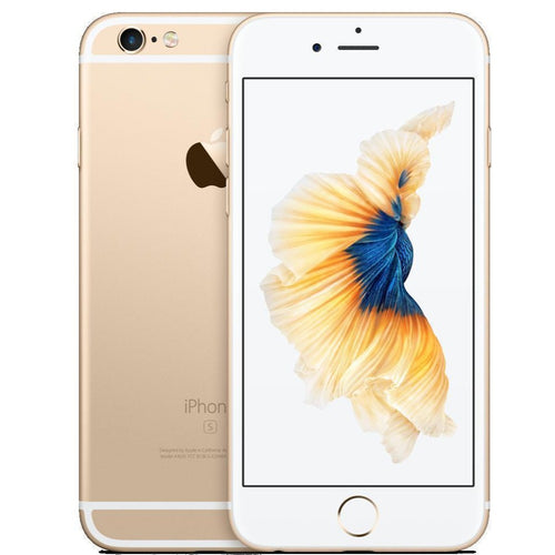 IPHONE 6S PLUS DORADO
