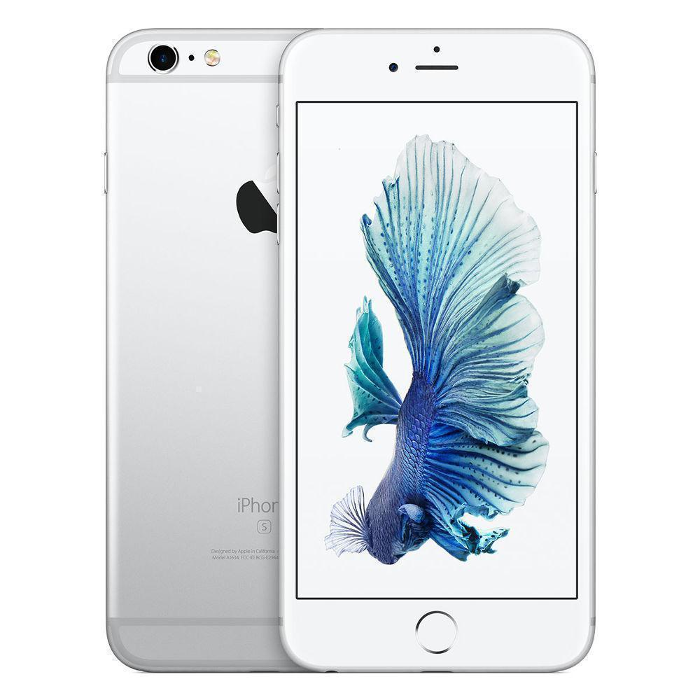 IPHONE 6S BLANCO PLATA