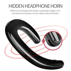 Bone Conduction Earhook Wireless Bluetooth Earphone