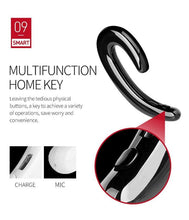 Load image into Gallery viewer, Bone Conduction Earhook Wireless Bluetooth Earphone