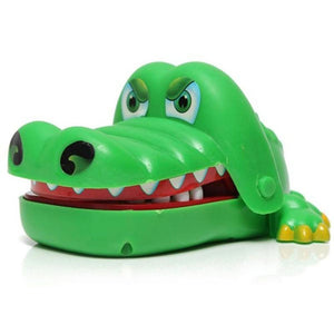 Crocodile Mouth Dentist Bite Finger Game Funny Gags Toy