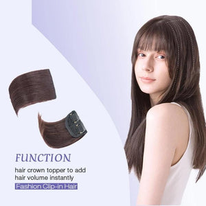 Real Hair Pad