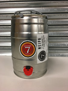 Lucky 7 NEIPA- Mini Keg