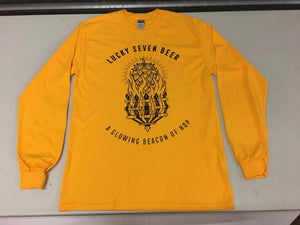 LUCKY 7 Long Sleeve Tees