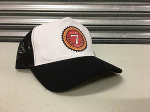 LUCKY 7 Trucker Hat