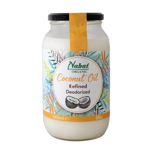 Organic Coconut Oil Refined 1000ml