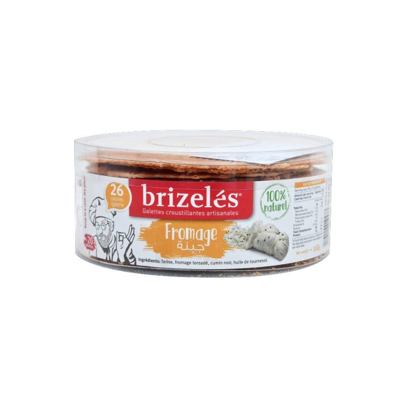 Cheese Crackers - Brizeles