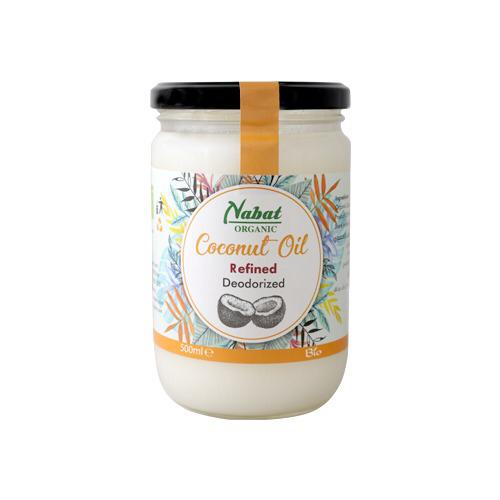 Organic Coconut Oil Refined 500ml